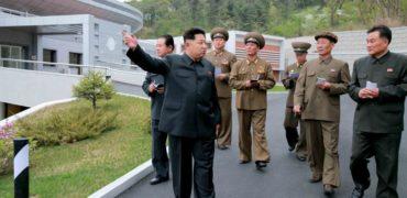 Koreja e Veriut ka hedhur në erë tunelet e saj bërthmore. Foto