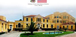 Komentuesit degjenerojnë Ambasadën Amerikane pas deklaratës së saj për protestën.