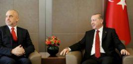Edhe Erdogan s'ia beson Ramës financimin e ndërtimeve.