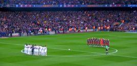 """Sot luhet """"El Clasico"""", Barça-Real"""