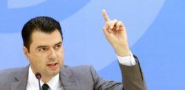 Një ditë para protestës së 16 shkurtit, Basha: Është koha që populli të ngrihet dhe të marrë në dorë fatet e tij.
