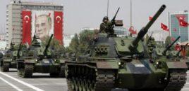 Erdogan rrit buxhetin e mbrojtjes me 40 për qind