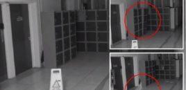 Fantazmat pushtojnë një shkollë në Irlandë/ Video