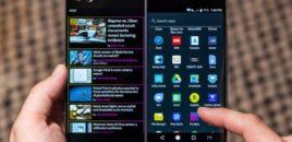 Del në treg celulari i parë me dy ekrane me palosje