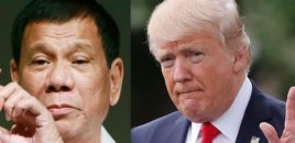 Donald Trump deklaron se ka 'marrëdhënie të shkëlqyer' me homologun e tij filipinas Rodrigo Duterte