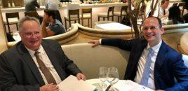Akuzohet si njeri i Sorosit, jep dorëheqjen Ministri Jashtëm i Greqisë