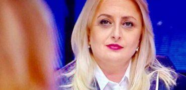 Albina Deda Gjoci/ Shtëpia me gjethe-Selia e partisë së re.