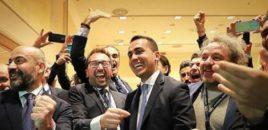 """""""Lëvizja 5 yjet"""" udhëheq në Itali me 33,6 % votave"""