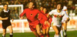 Arben Minga, sot do te bente 59 vjec/ Ndiqni golin e tij shënuar Belgjikës. Video