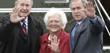 Ndahet nga jeta Barbara Bush, bashkëshortja e Presidentit të 41 të SHBA