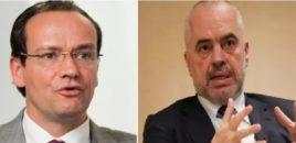 Gunther Krichbaum nuk e fal Ramën/ Shumë herët për të hapur negociata me Shqipërinë