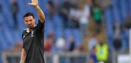 Buffon sot luan ndeshjen e fundit me Juven