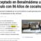 Kapen 86 kg kokainë