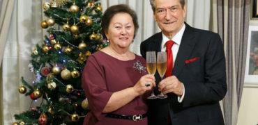 Fiter Bajrami/ Një urim nga ish-kryeministri Sali Berisha