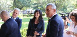 Jozefina Topalli rikthehet në Kuvend…