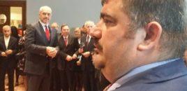 """Ndocaj tallet keqazi dhe ironizon kryeministrin: Rama, si """"Mark Brunga i paftuar""""! VIDEO"""
