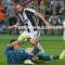 Strakosha ishte nga më të mirët në fushë për Lacion në ndeshjen ndaj Juventusit