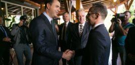 Lulzim Basha takon Ministrin e Jashtëm gjerman Heiko Maas