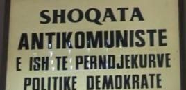 Bijtë e byrosë politike, nxjerrin nga selia 'Shoqatën Antikomuniste të Shqipërisë'
