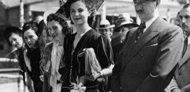 Video e rrallë/ Mbreti Zog në Paris, gusht 1939