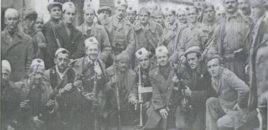 Ja si betoheshin ushtaret e Ballit Kombetar në Mokër të Pogradecit./ Dokument