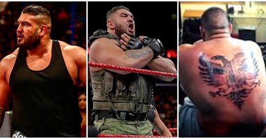 Ky është shqiptari që mori titullin kampion në WWE. VIDEO