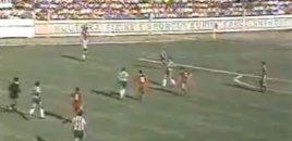 Një video e rrallë- Derbi Partizani vs 17 Nëndori, 30 gusht 1987