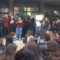 Studentë bojkotojnë mësimin dhe hidhen në protestë kundër rritjes së tarifave nga shteti. VIDEO