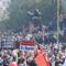 """""""Zëri Amerikës"""" injoron ambasadën sorosiane në Tiranë dhe transmeton live protestën."""