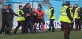 Kamza përjashtohet nga Kampionati pas dhunës së ushtruar në ndeshjen me Laçin.