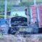 Grabitja në Rinas: Bandë e organizuar në mes të Tiranës/ Gjendet furgon i tretë i shkrumbuar në Tapizë
