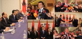 Koalicioni opozitar, 10 pikat e marrveshjes së PD me aletaët