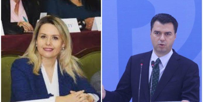 Deputetja e PS: Vlerësoj Bashën, i konsoliduar dhe reflekton edukimin që ka marrë në perëndim