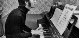DEL NË ANKAND PIANOJA E JOHN LENON