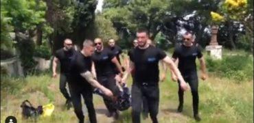 NOIZY MERR 'PENG' AKTORIN SHQIPTAR