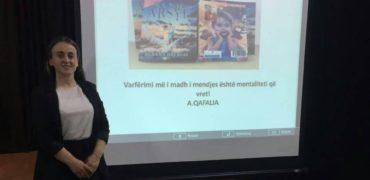 """Nga Elsa L Sula/ """" Drejtshkrimi i gjuhës shqipe në rrjetet sociale """""""