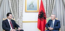 Presidenti Ilir Meta ka thirrur në një takim kreun e PD Lulzim Basha