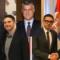 Batërdia e Soros me Shqipërinë dhe Kosovën