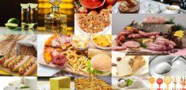 10 ushqimet që shkaktojnë kancerin më të madh