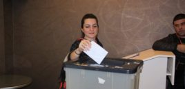 Dega 7 zgjedh Kryetaren e re të Gruas