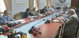 Sherr në Komisionin e ligjeve  mes Ulsi Manja dhe Bashkim Finos