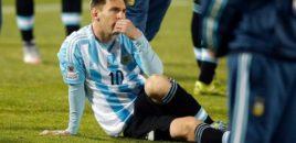 """Messi i acaruar/ """"Pleshti"""" nuk përmbahet por akuzon fort"""