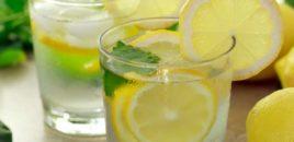 Ja pse duhet ta konsumoni përditë ujin me limon