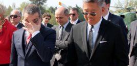 Saimir Tahiri sulmon ambasadën amerikane në Tiranë