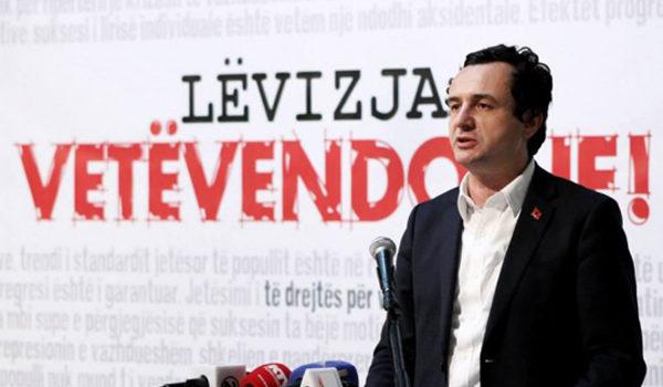 Albin Kurti rikthehet në opozitë, përgatitet për revoltë dhe protesta