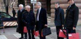 Përfaqësuesit e Komisionit të Venecias takim me kryeministrin Rama