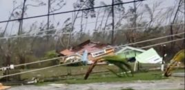 Uragani 'Dorian' godet brigjet e Bahamasit. VIDEO
