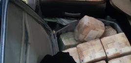 Tani jo vetëm valixhe me drogë/ Kapen 12.8 milion euro të paketuara