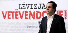 Erion Veliaj sulm ndaj Vetëvendosjes: Është votuar të qeverisë Kosovën dhe jo të bëjë djalin e Fahriut në Tiranë