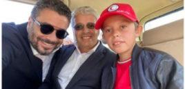 Lleshaj ka shpenzuar 60 mijë USD, për një foto propagandistike me Alvinin